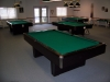 Billiard Room at Cantina Clubhouse